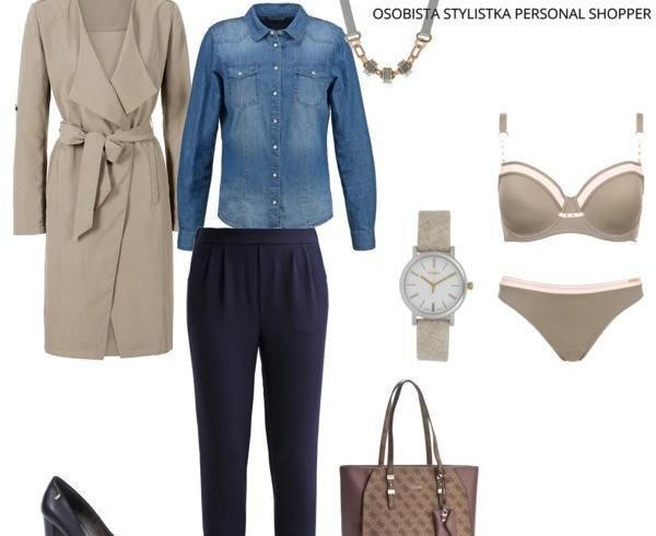 trencz_koszula_jeansowa_stylizacja_sylwetka_w