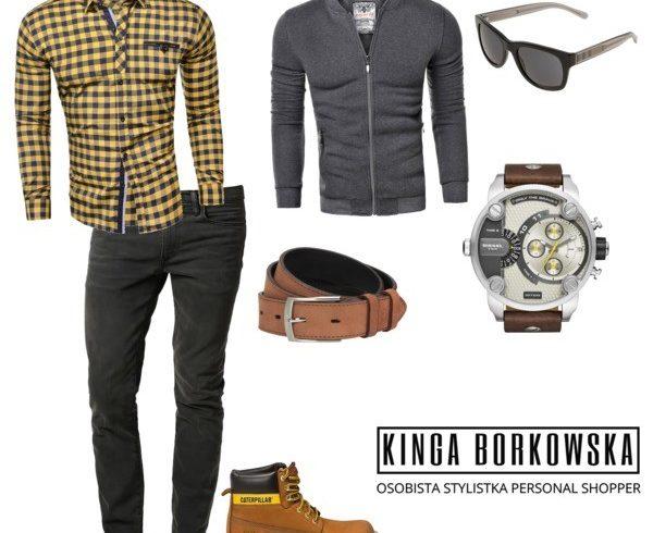 stylizacja_men_koszula_krata_meska