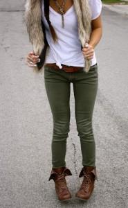 Krótka bluzka