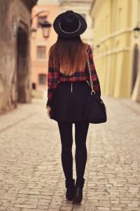Efekt wydłużenia nóg