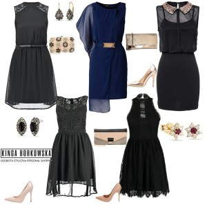 Sukienki dla sylwetki E