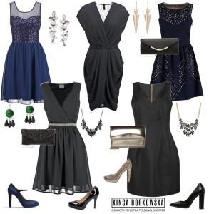 Sukienki dla sylwetki W