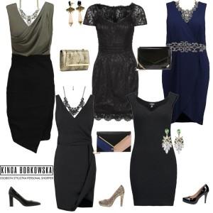 Sukienki dla sylwetki K