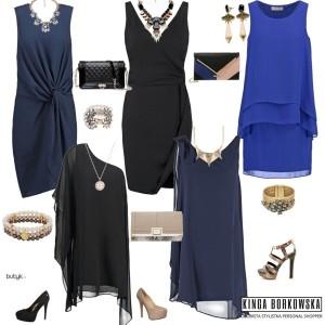 Sukienki dla sylwetki O