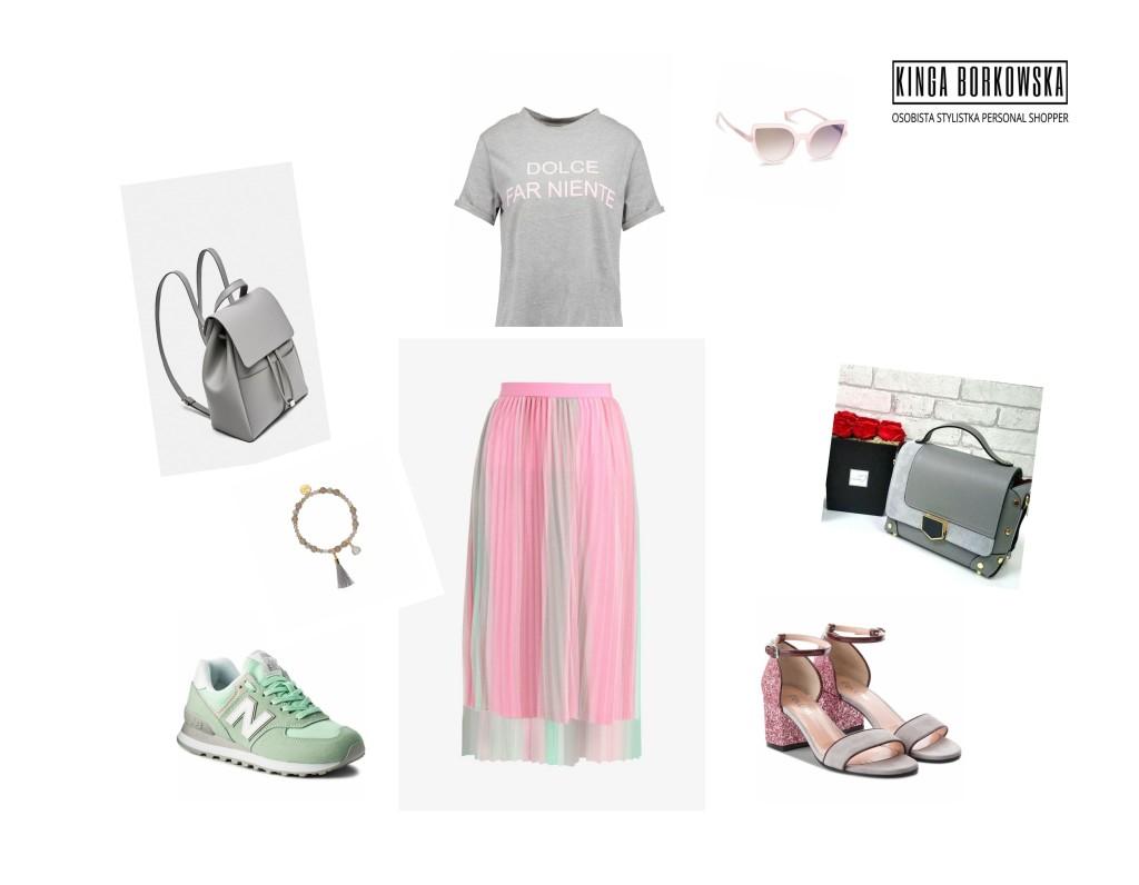 Zakupy ze stylistka, porady on-line
