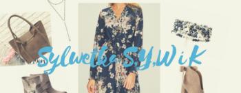 Sukienka dla sylwetki S,Y,W i K :)